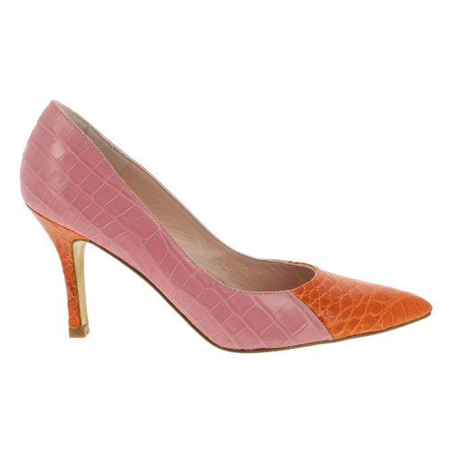 marilo-dominguez-stiletto-modelo-capricho-cocodrilo-rosa-y-naranja-8cm_1