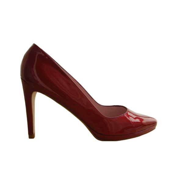 Zapatos BurdeosExclusivos Zapatos RojosCharol BurdeosExclusivos Para Mujer RojosCharol Ybyv6fg7