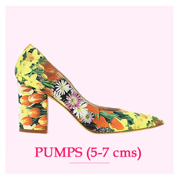 Pumps Spring-Summer 2018